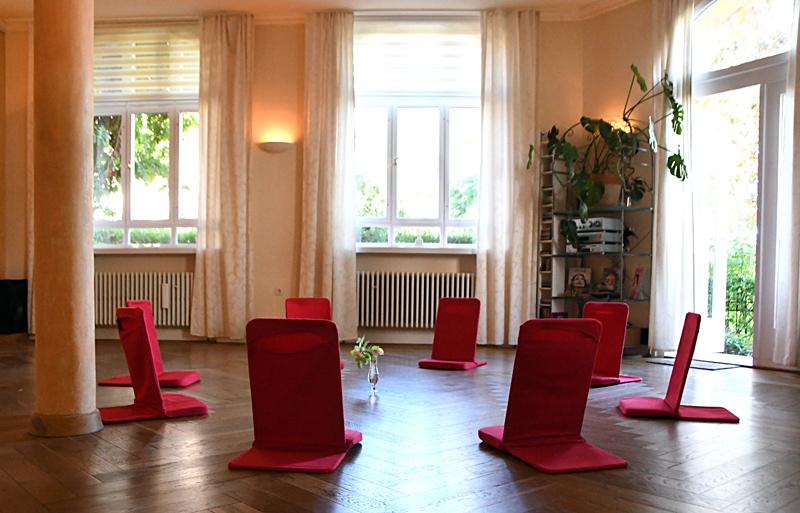 Seminarraum - Therapiezentrum am Schenkelberg