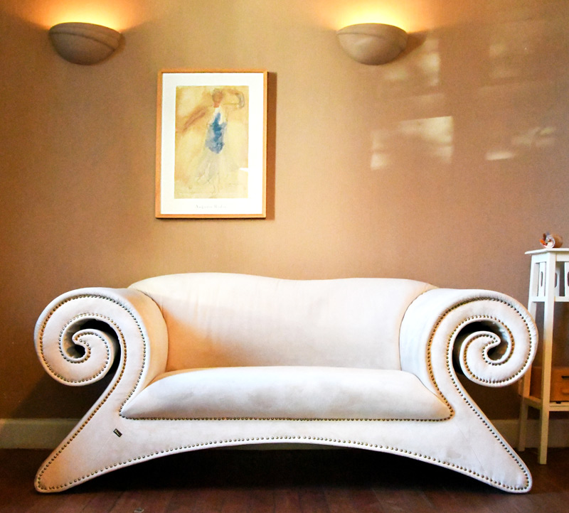 Sofa für Paartherapie