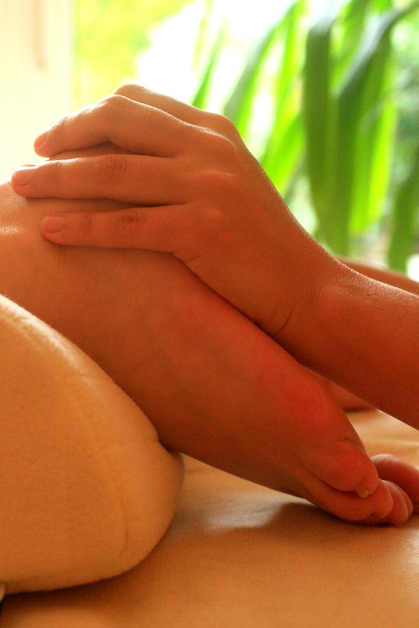 Körpertherapie / Füße - Nartan Zemelko